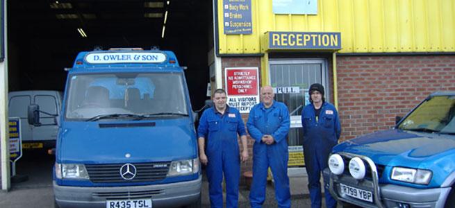 Owler Motor Services